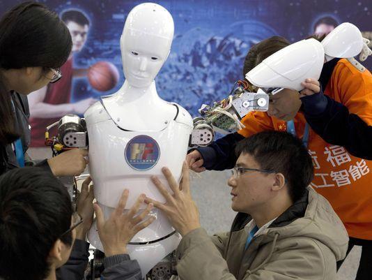 中国发力AI与无人驾驶车技术 目标2030年行业领先