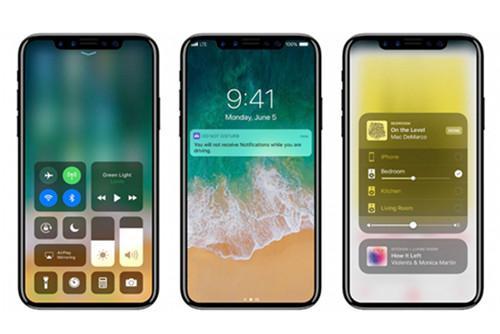 传iPhone 8已在富士康量产 上市时间不会推迟