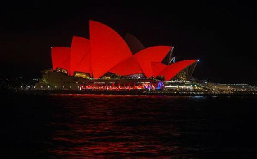 澳媒:澳洲成中国出境游第4大热门地 前三是日泰美