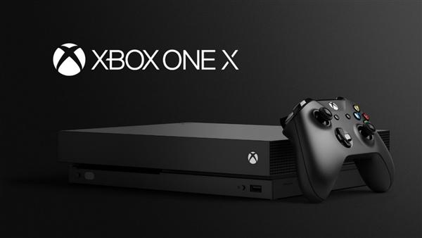中国首秀 微软Xbox One X将现身ChinaJoy