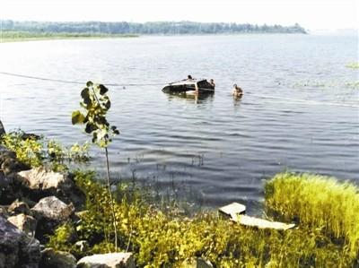 男子车载五子女冲入水库溺亡 事发前曾劝妻子再嫁