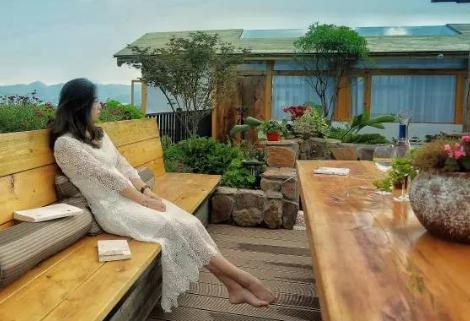 手造屋顶花园