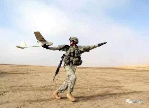 你不知道的无人机:人剑合一 只为以戈止武