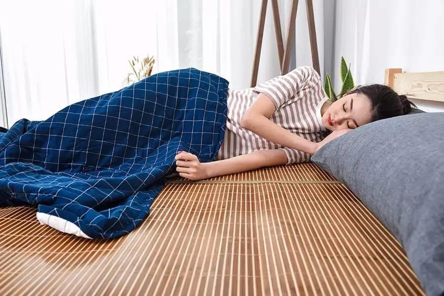 好东西 | 拍《卧虎藏龙》的竹林里,长了6年的大竹子,做成了舒爽的凉席