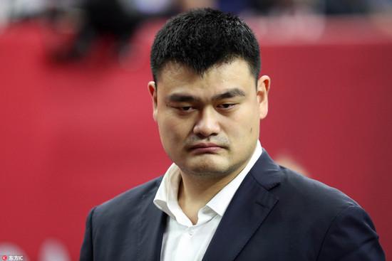 火箭CEO:球队或卖给中国买家 姚明可以做中间人