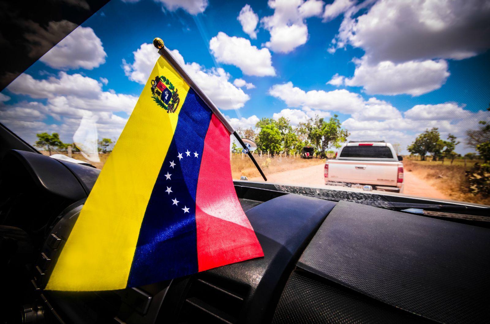 快讯!白宫:美国将对13名委内瑞拉高官实施制裁