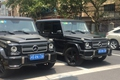 """上海街头现""""双胞胎""""豪车 车牌车型一样"""