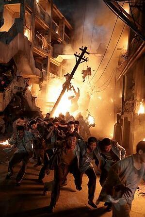《军舰岛》26日韩国首映  被指或影响日韩关系