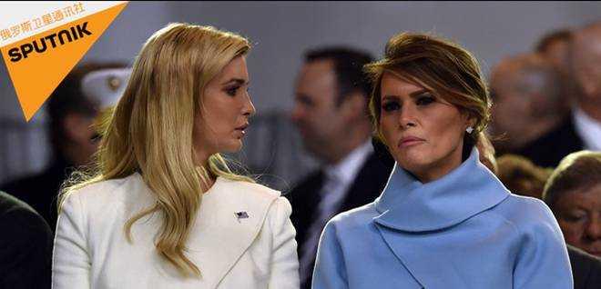华盛顿最美政治家出炉:特朗普妻子和女儿上榜 本人落选