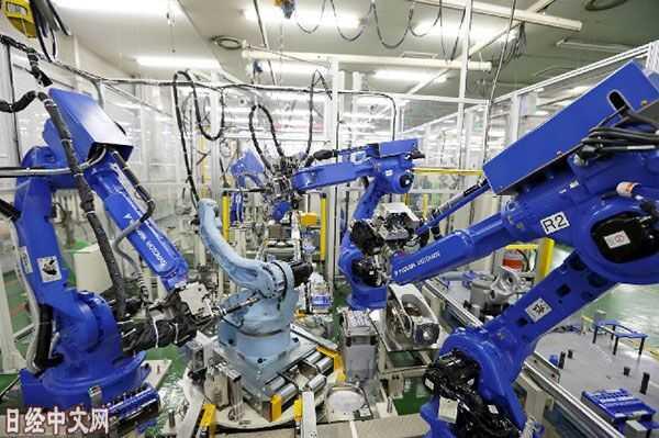 日媒:越来越多外资企业开始在中国建设尖端工厂!