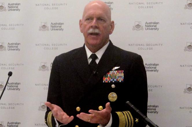美太平洋舰队司令:如特朗普下令,将遵命对中国发动核攻击