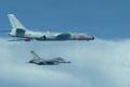 大陆军机常态绕台 蔡英文称将赴台军基地打气