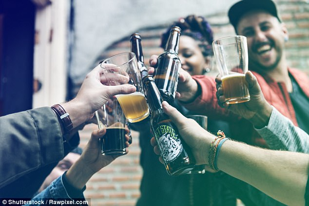 研究:饮酒能更好地回忆起喝酒前所学的内容