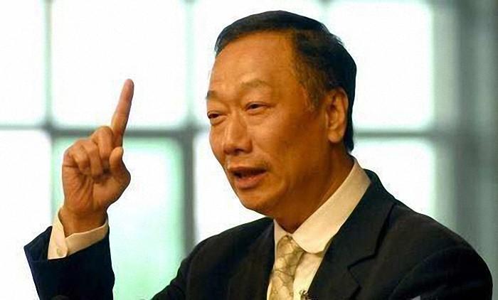 郭台铭在美投资100亿美元设厂 国台办回应