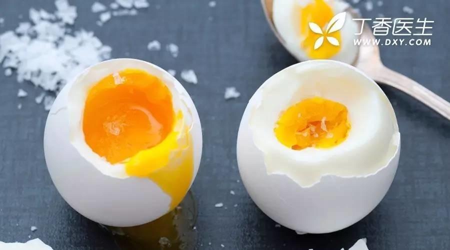 鸡蛋煮多久最好?一张图包你立马学会