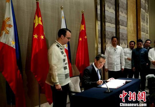 菲外长:中国不是军事威胁!菲美无共同敌人