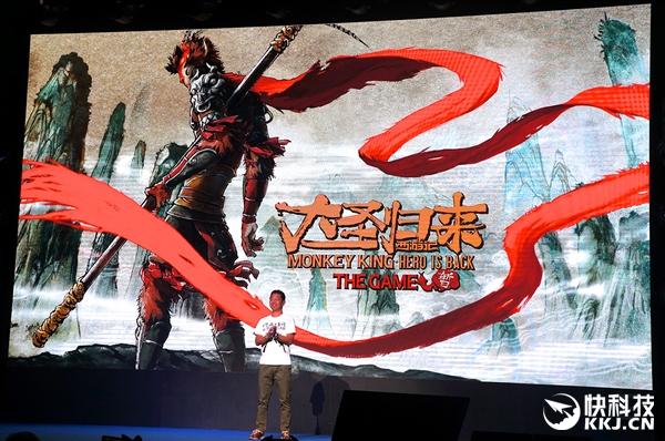 索尼盯上中国超级IP《大圣归来》:要推PS4游戏