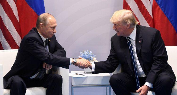 美参议院通过对俄制裁法案 文件已提交特朗普