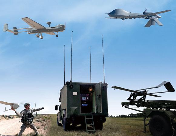 美国陆军实验室试验空中可变形无人机
