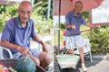 86岁老人一天卖7个西瓜 够吃两月饭