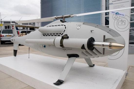 俄罗斯研发炮兵侦察无人机
