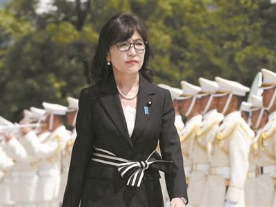 日防相稻田朋美宣布辞职 外相岸田文雄将兼任