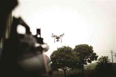 """常州无人机将实行管控 """"黑飞""""将面临治安或刑事处罚"""