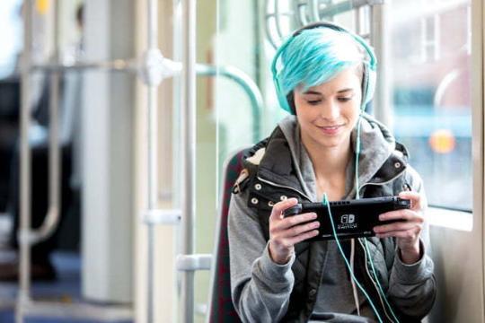 据说有人排了四个月队都没有买到任天堂Switch