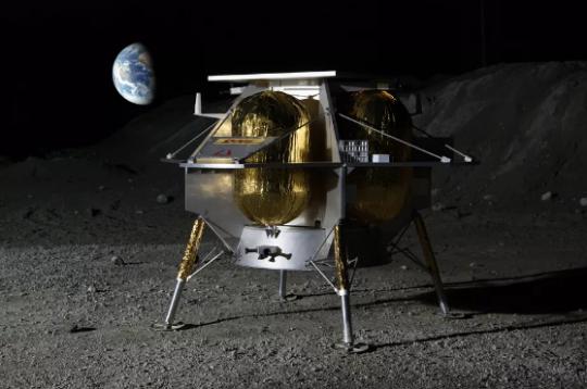 Astrobotic月球着陆器将于2019年飞往月球