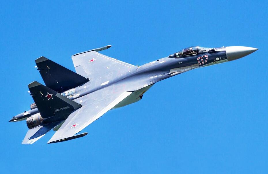 俄媒:苏35近战秒杀美军最强战机 堪称史上最佳