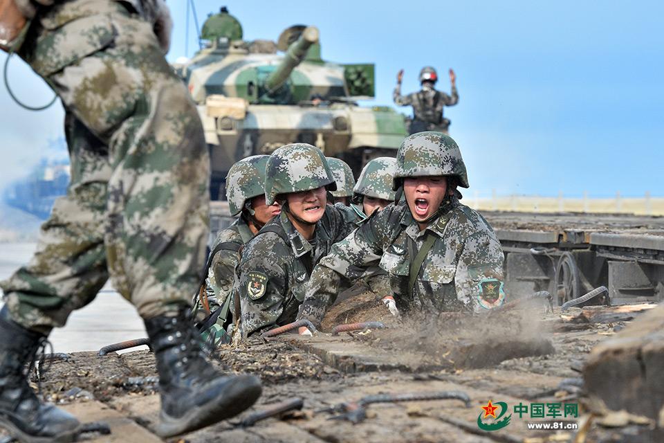 建军90周年阅兵为何选在朱日和?有练兵地理优势
