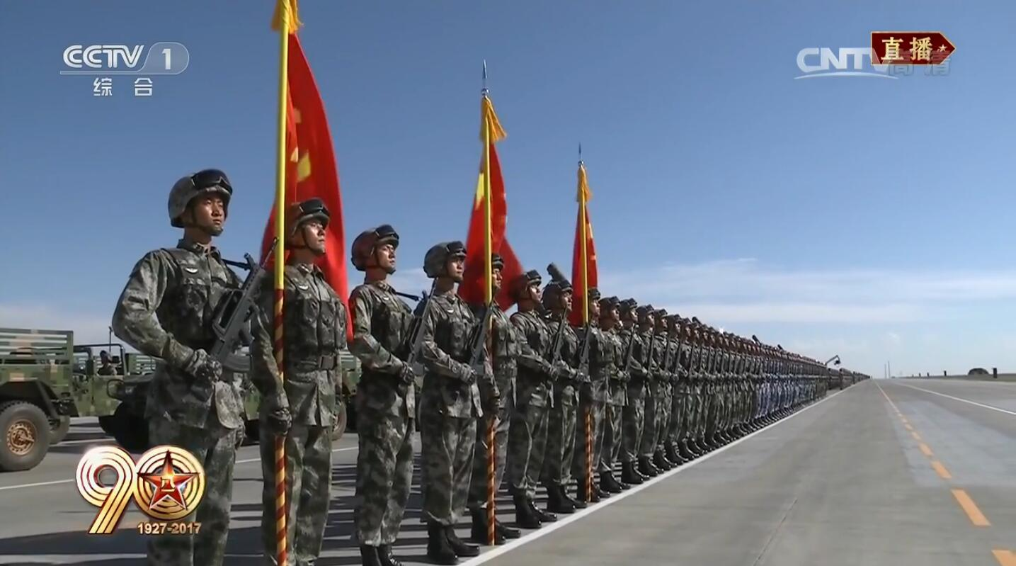 1.2万官兵27个地面方队和上百架战机将参加阅兵