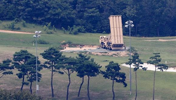 文在寅下令部署4辆萨德发射车 韩媒担心遭反制