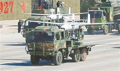无人机方队:我军新质战斗力的重要力量