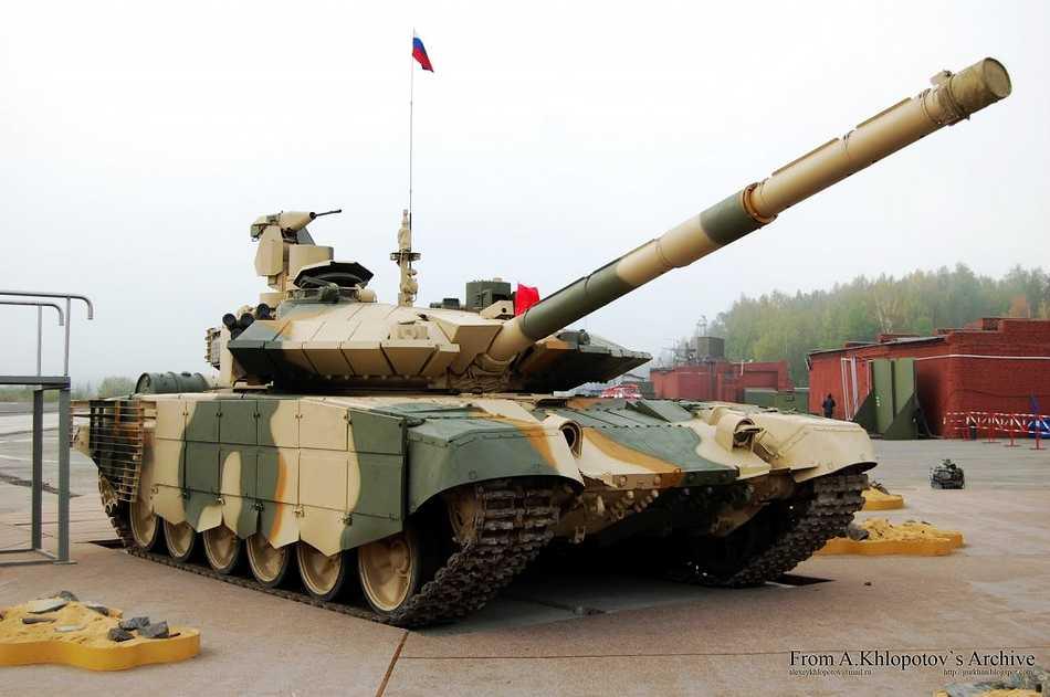 越南购俄T90坦克目的何在?弥补弱点、性能可靠