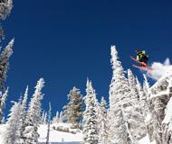 惠斯勒:温哥华冬奥举办地 北美第一滑雪胜地