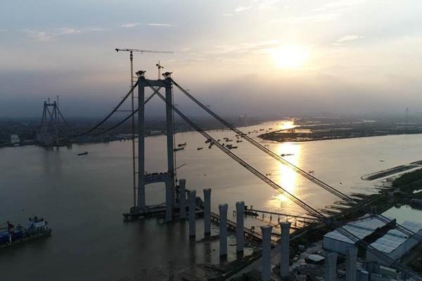 环环采访手记:桥梁奇迹,世界向中国行注目礼