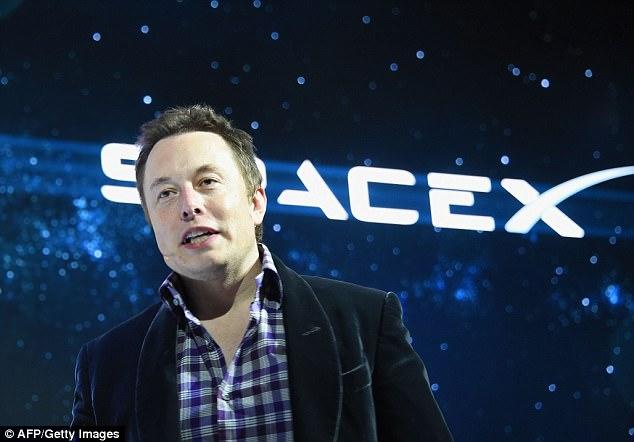 马斯克旗下SpaceX公司最新估值达210亿美元