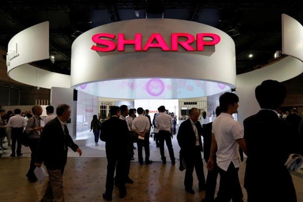 富士康消减成本助夏普四年来首次季度盈利