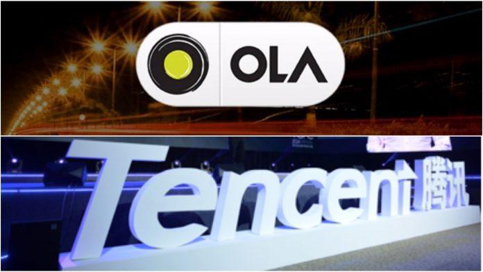 对抗Uber?腾讯拟向印度打车应用Ola投资4亿美元