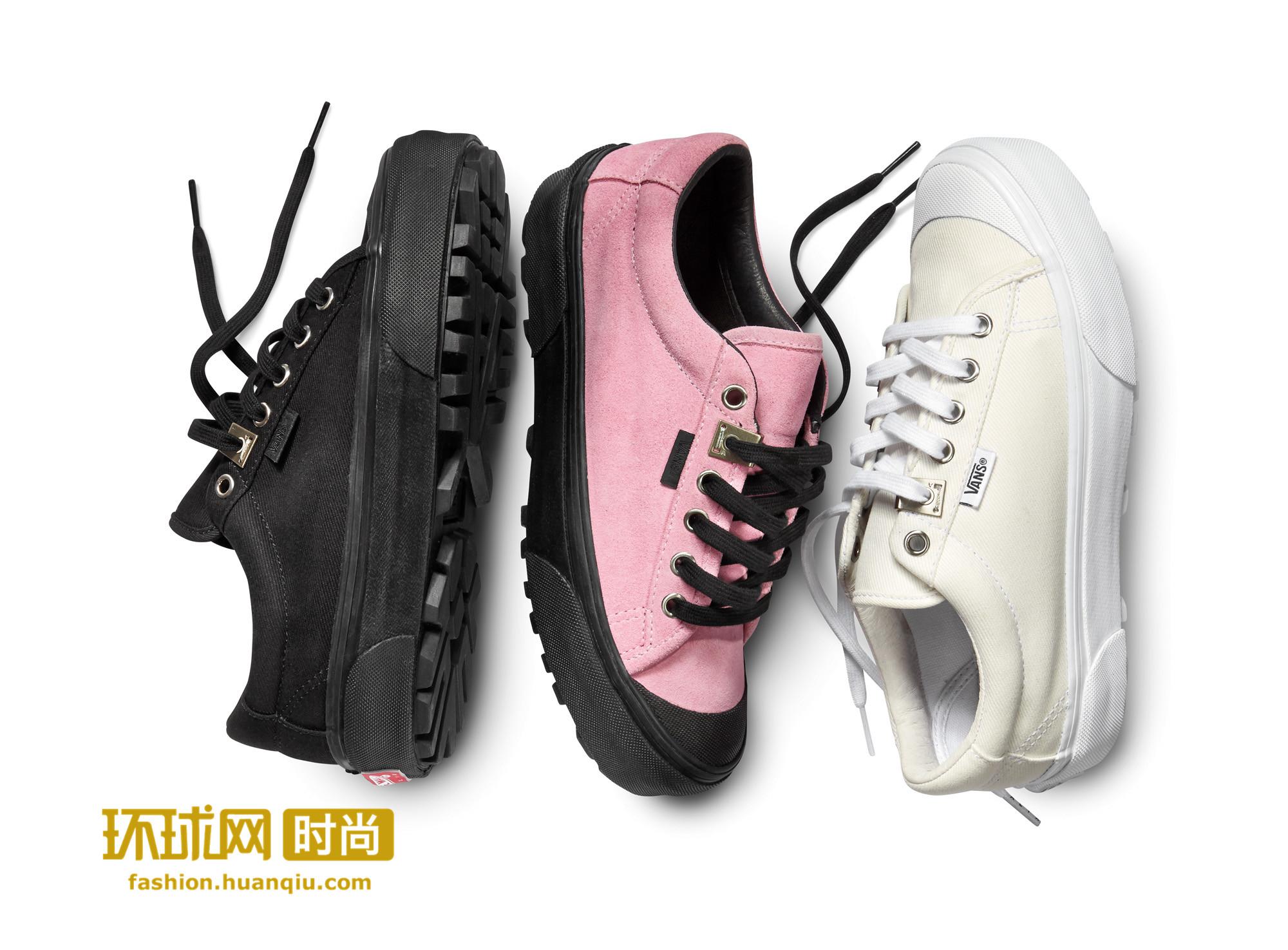 Vans携手ALYX推出联名系列 这样的球鞋你是否应该拥有