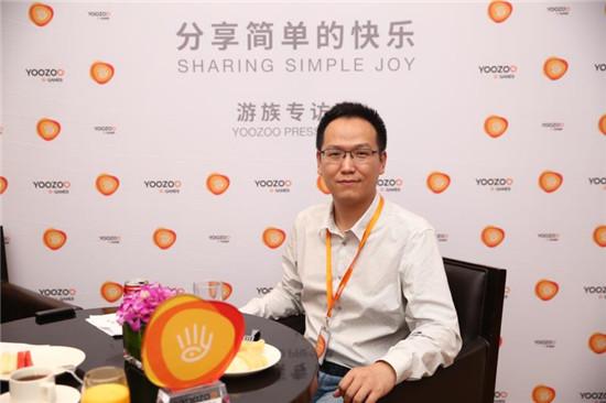 游族李博:做智能化的运营 利用大IP打造精品游戏
