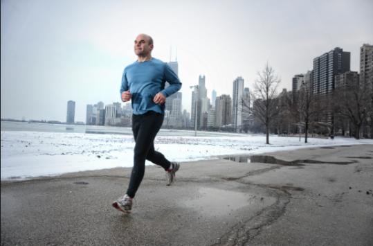 研究:自然步幅对跑步者来说最有效