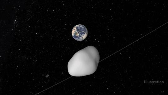 NASA将在小行星即将接近地球时测试其行星防御网络