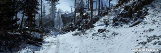《战地1》新DLC美图公布:寒冬血战