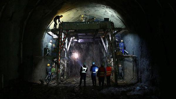 八达岭建世界最深地下高铁站,已爆破4500多次