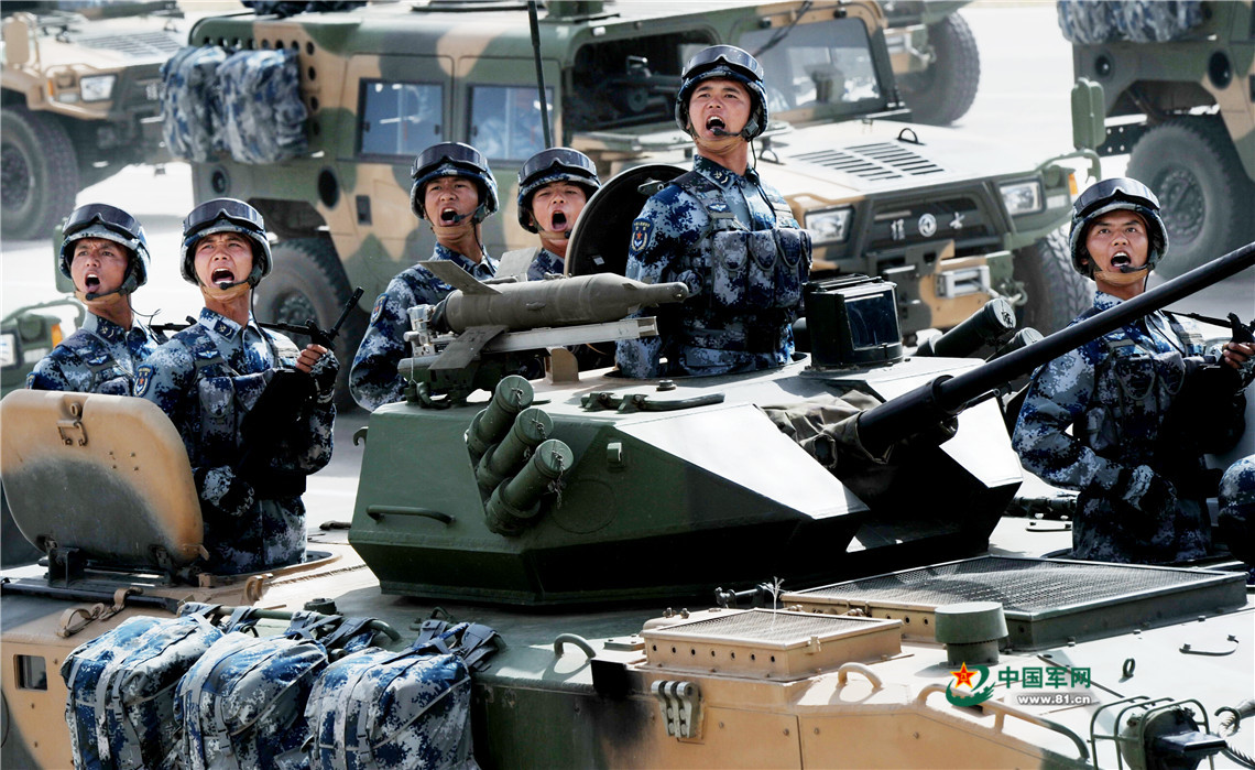 徐焰少将:90年战无不胜,解放军为什么能