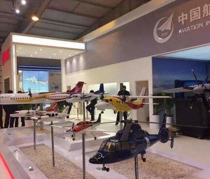 中国自主研发的翼龙无人机首次亮相莫斯科航展