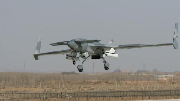 中国无人机航空物探开先河 首次海外执行任务