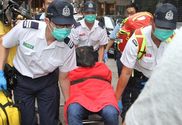 约旦男子在香港抢劫珠宝店 吞下价值4000万元钻石